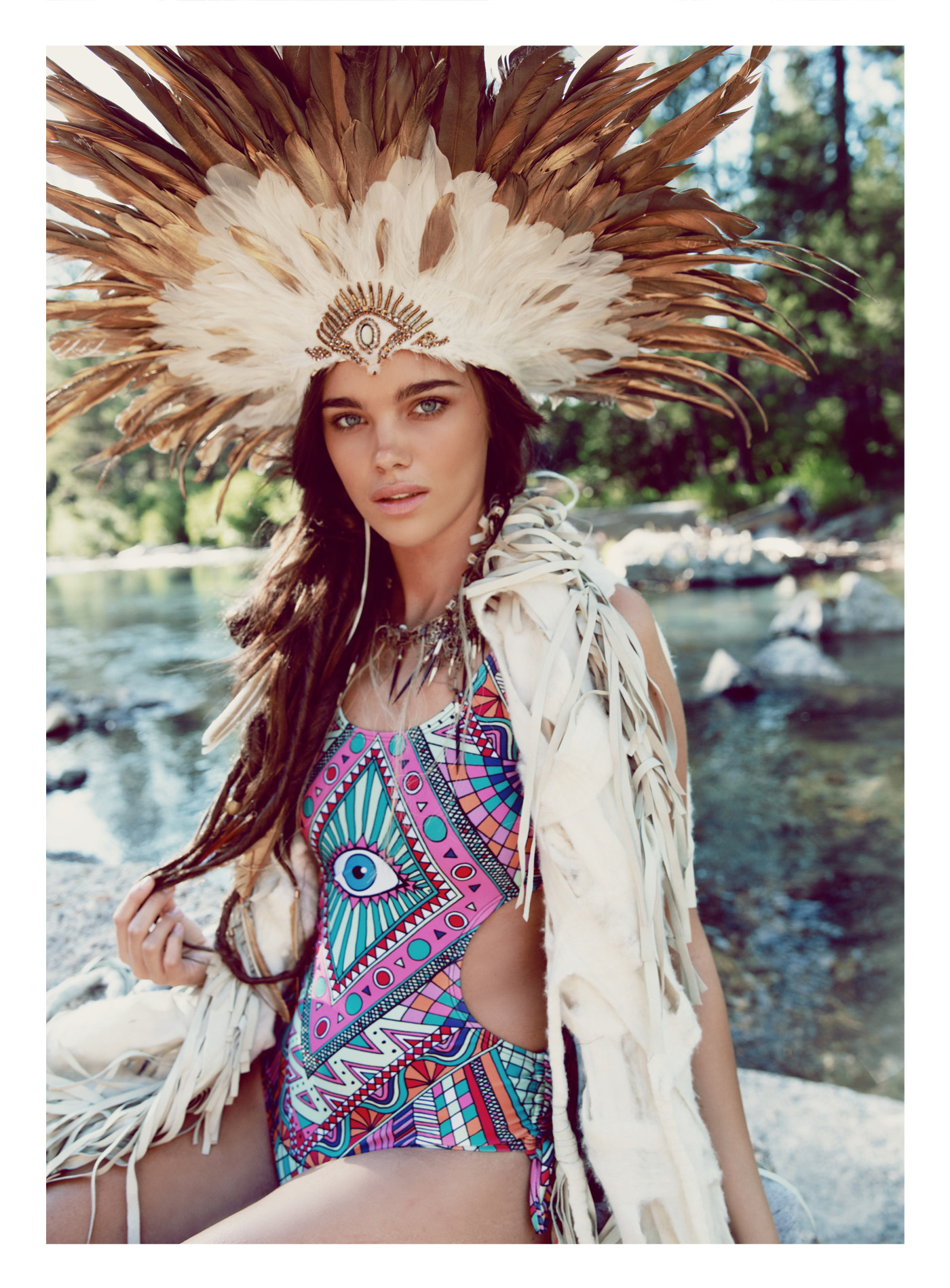 Gypsy wildfox spring lookbook new photo