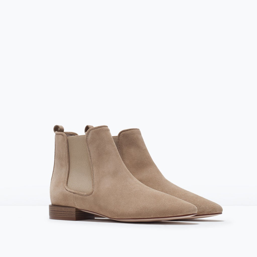 Zara ankle boots Spring 2015