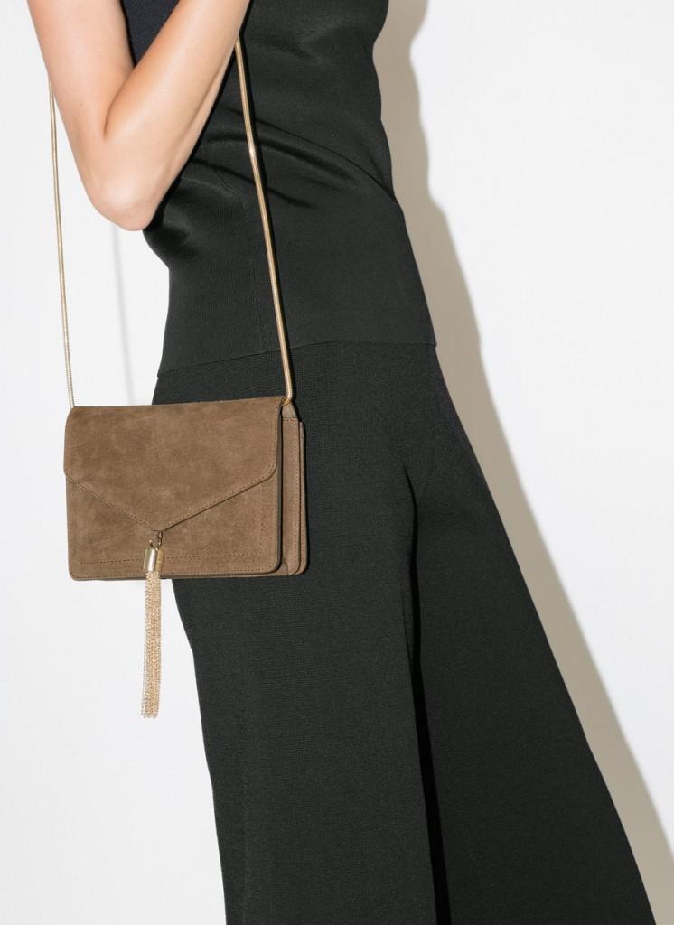 Autumn 2015 pompom Uterque bag